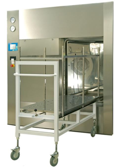 Astell Front Loading Autoclave